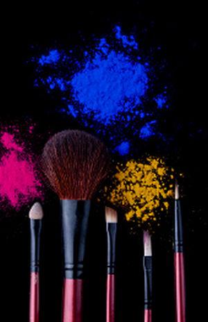 淡妆学化妆步骤教程