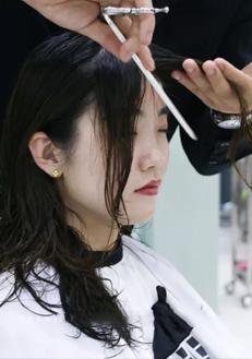美发师入门必学:各种剪发技巧